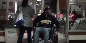 Screen Grab Wheelchair College